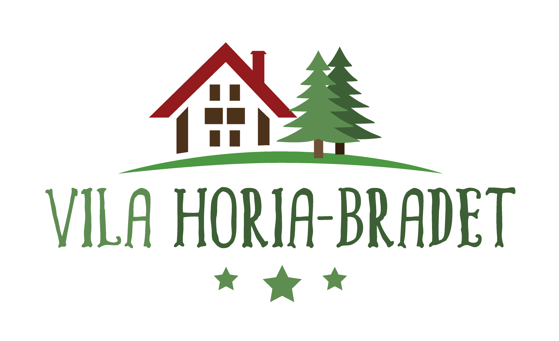 Vila Horia - Bradet